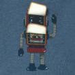 Mayoral robotos felső elöl felnyitható zsebbel