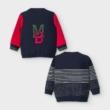 Mayoral kifordítható cipzáros pulóver