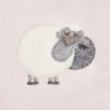 Mayoral bárányos rugdalózó díszdobozban