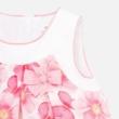 Mayoral Virágos ruha+ alsó szett