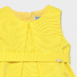 Mayoral csodaszép sárga elegáns ruha