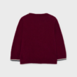 Mayoral rókás kötött pulóver