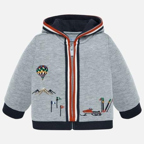 Mayoral meleg kapucnis pulóver