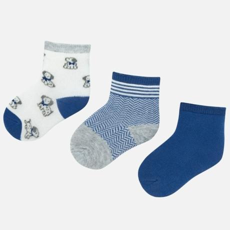 Mayoral 3 darabos zokni szett