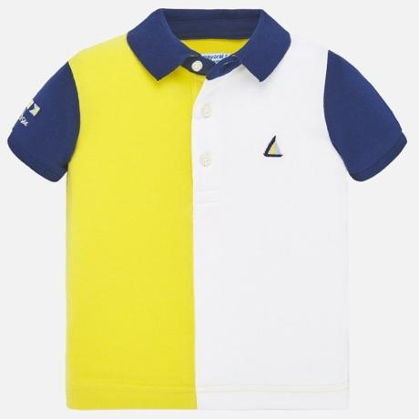 Mayoral 2 színű galléros póló