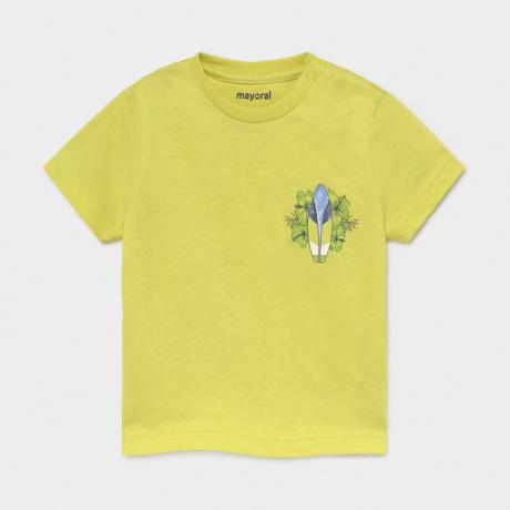 Mayoral szörfös póló elöl-hátul mintával